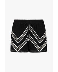 Sass & Bide | Black Sheer Luminosity | Lyst