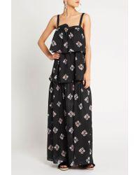 Sass & Bide - Black Kaleidescope Dress - Lyst