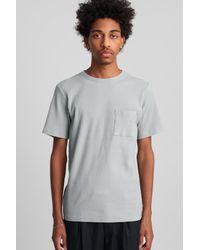 Saturdays NYC - Blue Randall Links T-shirt for Men - Lyst