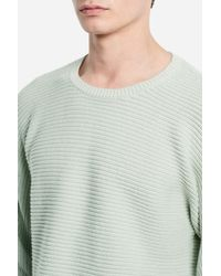 Saturdays NYC - Green Everyday Horizontal Sweater for Men - Lyst
