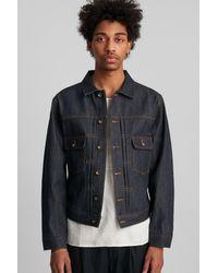 Saturdays NYC - Blue Ray Denim Jacket for Men - Lyst