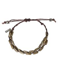 Scotch & Soda - Metallic Winter Bracelet - Lyst