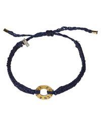 Scotch & Soda - Blue Winter Bracelet for Men - Lyst