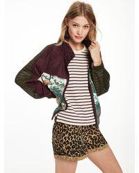 Scotch & Soda - Multicolor Photo Printed Sports Jacket - Lyst