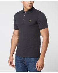 Lyle & Scott - Multicolor Basic Short Sleeve Polo Shirt for Men - Lyst