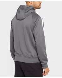 Nike - Gray Tribute Full Zip Poly Hoody for Men - Lyst