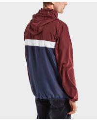 Fila - Multicolor Cipolla Zip Through Jacket for Men - Lyst