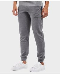 Paul & Shark - Gray Cuff Pant for Men - Lyst