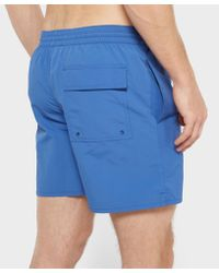Lyle & Scott - Blue Swim Shorts for Men - Lyst