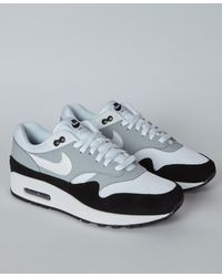 eb9d2eb375c0 Lyst - Nike Air Max 1 Wolf Grey in Gray for Men
