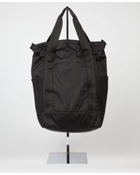 62324cc7e9c Norse Projects Hybrid Bag in Black for Men - Lyst