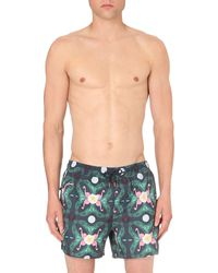 Nikben - Multicolor Year One Woven Swim Shorts for Men - Lyst