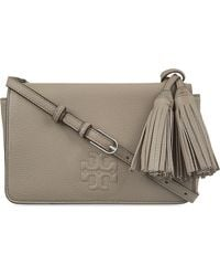 Tory Burch | Multicolor Thea Mini Leather Cross-body Bag | Lyst