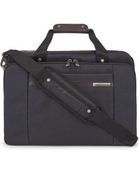 Briggs & Riley - Blue Kinzie Street Polyester Cabin Bag for Men - Lyst