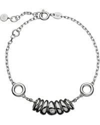 Links of London - Metallic Sweetie Drops Sterling Silver Bracelet - Lyst