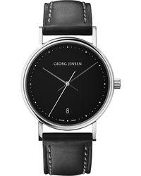 Georg Jensen | Metallic Koppel 32 Stainless Steel Watch | Lyst