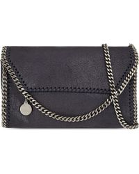 Stella McCartney | Blue Falabella Cross-body Bag | Lyst
