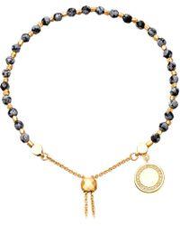 Astley Clarke - Blue Thundercloud 18ct Yellow-gold Vermeil - Lyst