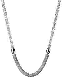 Links of London - Metallic Effervescence Star Necklace - Lyst