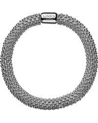 Links of London | Metallic Effervescence Star Medium Sterling Silver Bracelet | Lyst