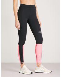 Monreal London - Black Sprinter Jersey Leggings - Lyst