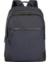 Tumi | Blue Haydon Stanford Backpack for Men | Lyst