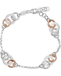 Links of London - Metallic Aurora Link Bracelet - Lyst