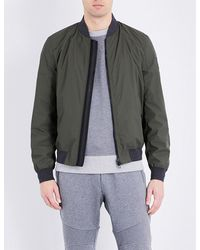 Belstaff | Green Stonefield Bomber Jacket for Men | Lyst