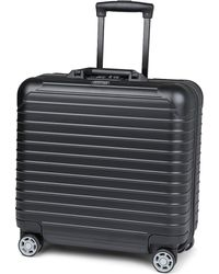 Rimowa - Black Salsa Four-wheel Business Suitcase 43cm for Men - Lyst