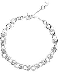 Links of London - Metallic Sweetie Extra Small Charm Chain Bracelet - Lyst