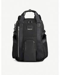 Tumi - Black Alpha Bravo Kings Backpack Tote for Men - Lyst