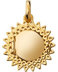Links of London - Metallic Mother's Day 18ct Yellow Gold Vermeil Charm - Lyst