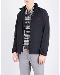 Polo Ralph Lauren | Black Retford Shell Jacket for Men | Lyst