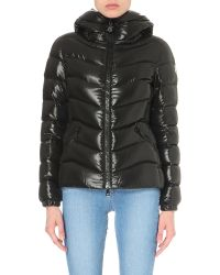Moncler - Black Anthia Quilted Shell Jacket - Lyst