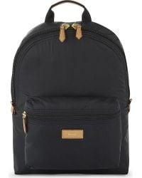 Paul Smith - Black Mens Brown Ultra Light Super Lightweight Nylon Backpack for Men - Lyst