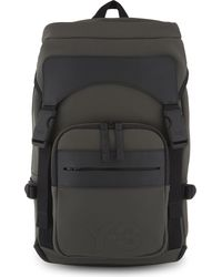 Lyst - Y-3 Ultratech Backpack in Black for Men 905225a962
