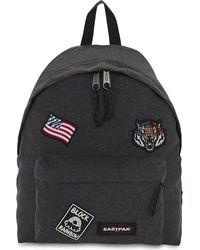 Eastpak | Black Padded Pak'r Backpack | Lyst