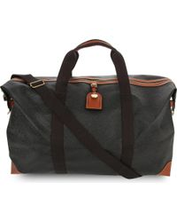 Mulberry - Black Large Clipper Holdall for Men - Lyst