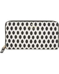 Kate Spade | Black Harding Leather Purse | Lyst