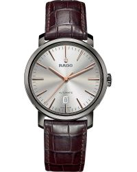 Rado | Metallic R14074106 Diamaster Plasma High-tech Ceramic Watch | Lyst