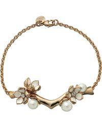 Shaun Leane | Metallic Cherry Blossom Rose-gold Vermeil | Lyst