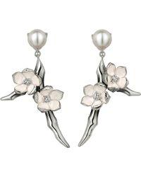 Shaun Leane | Metallic Cherry Blossom Sterling Silver | Lyst