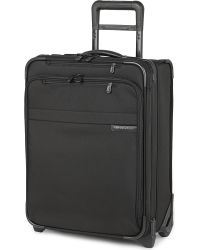 Briggs & Riley | Black Baseline International Carry-on Expandable Upright Suitcase 51cm | Lyst