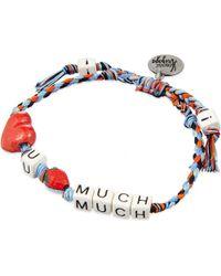Venessa Arizaga - Multicolor Love You Berry Much Ceramic Bracelet - Lyst