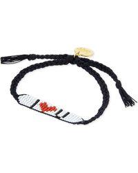 Venessa Arizaga | Multicolor I Love You Bracelet | Lyst