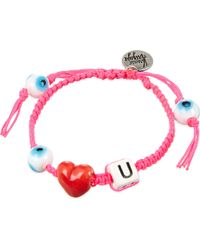 Venessa Arizaga | Red Horse Play Bracelet | Lyst