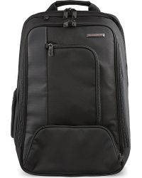 Briggs & Riley - Black Verb Accelerate Backpack for Men - Lyst