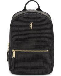 Juicy Couture | Black Westlake Nylon Backpack | Lyst
