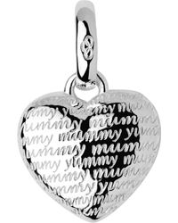 Links of London - Metallic Yummy Mummy Sterling-silver Charm - Lyst