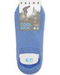 Falke - Blue Mens Cool Kicks Invisible Socks for Men - Lyst